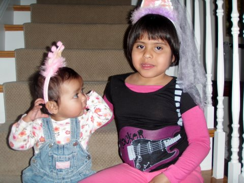 Astrid and Berenice