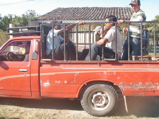 Honduran Workers