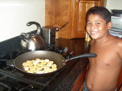 Noel Cooking