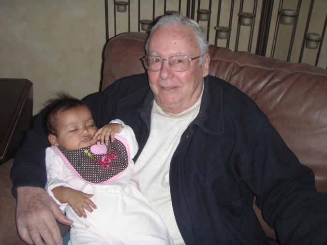 Grandpa and Berenice