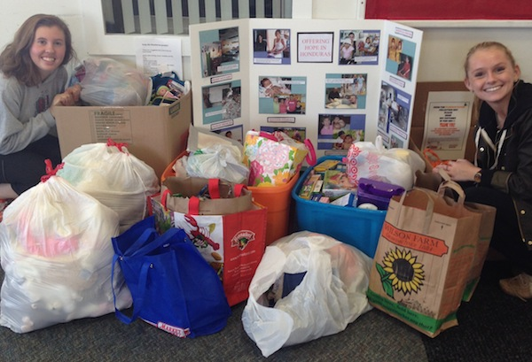 Lawrence Academy Donations