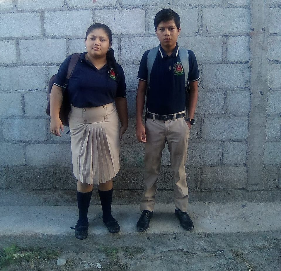Yeni and Pancho